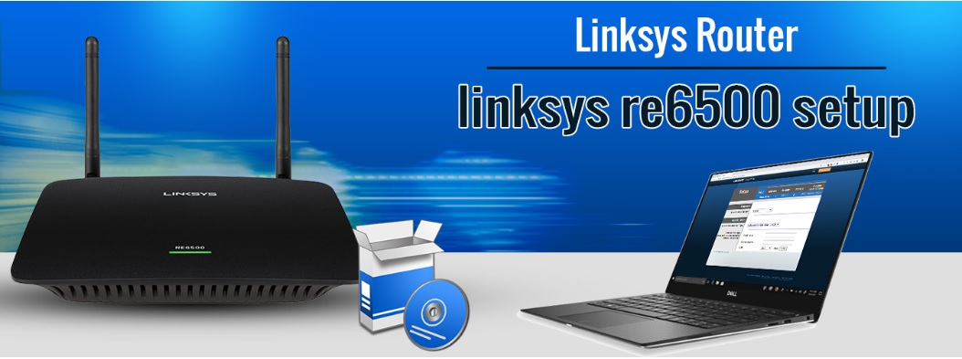 Linksys re6500 setup